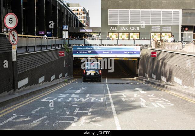 Car Parking Euston Square