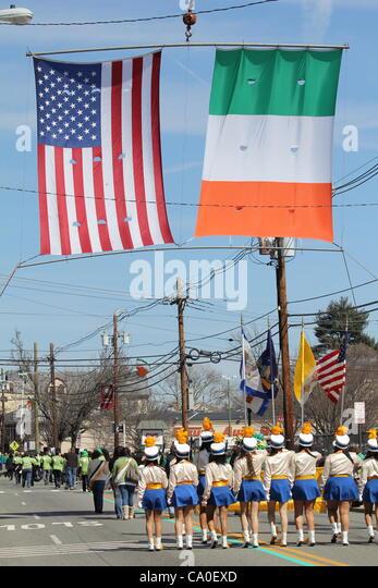 Clare mi st patrick day parade