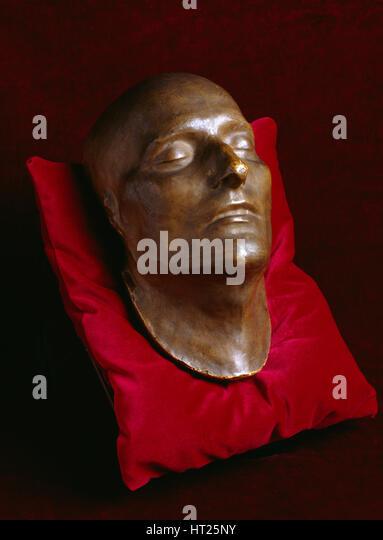 Death Mask Napoleon Bonaparte Stock Photos & Death Mask Napoleon Bonaparte Stock ...