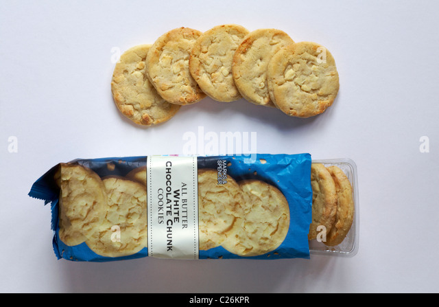 Belgian Chocolate Chunk Cookies Marks And Spencer