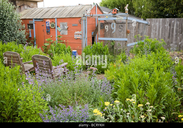 Shed Garden Stock Photos Shed Garden Stock Images Alamy