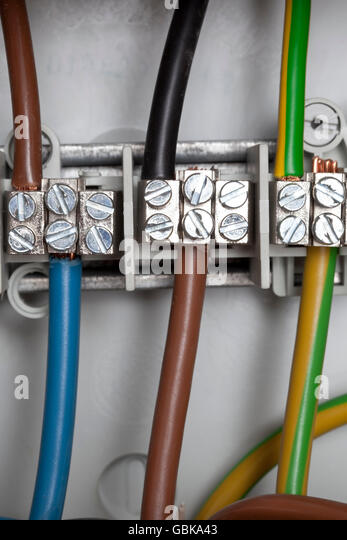 junction box power cables gbka43 electrical junction box stock photos & electrical junction box electrical wiring boxes at bayanpartner.co