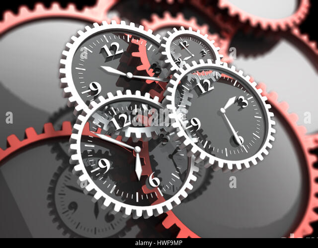 and clock abstract concept - photo #14