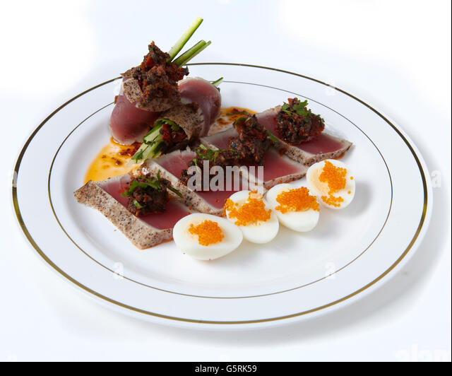 Tuna eggs stock photos tuna eggs stock images alamy for How to make tuna fish with eggs