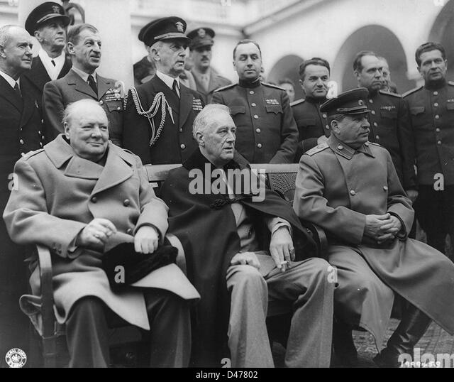 a description of the yalta conference that was also called the crimea conference The yalta conference was a  he also supported roosevelt in his attempts to  known formally as the protocol of the proceedings of the crimea conference.