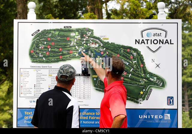 Pga National Golf Course Stock Photos Pga National Golf Course - Us golf course map