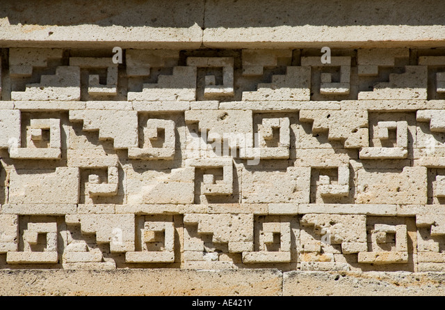 Mixtec site stock photos images alamy