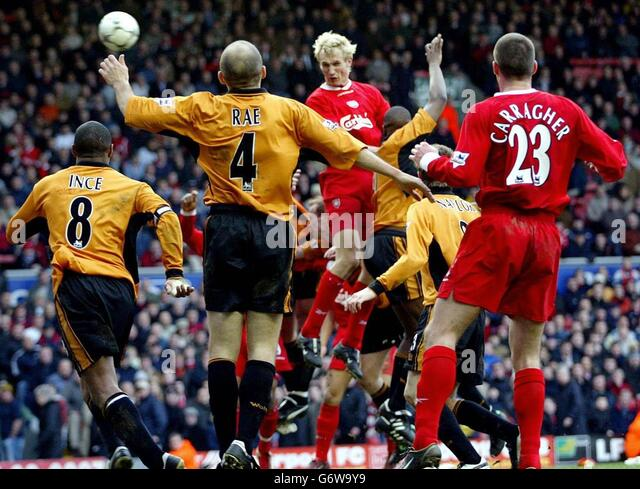 Wolves Vs Man United Wallpaper: 20 March 2004 During Stock Photos & 20 March 2004 During
