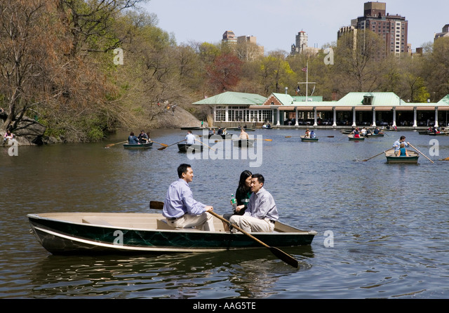 Central Park Boating Lake Cafe