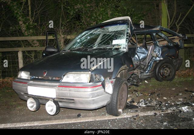 Car Crash Bexhill