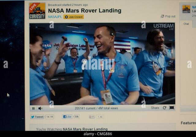 nasa mars rover live feed - photo #39