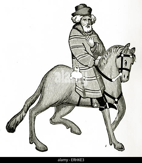 the pilgrims in geoffrey chaucers tales Powerpoint used to explain a bit about chaucer and pilgrimages during the time of canterbury tales  chaucer and pilgrimage powerpoint  geoffrey chaucer.