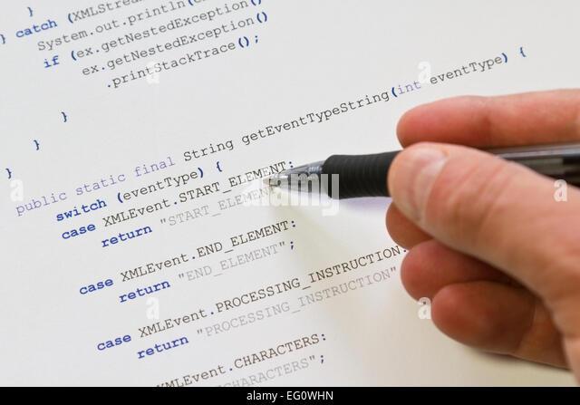 Xml Photos Xml Images Alamy – Xml Programmer
