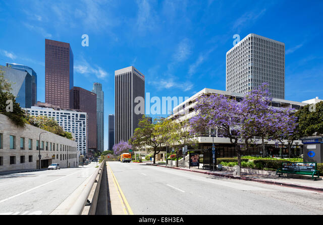 Wells fargo building and los angeles stock photos wells for Recycled building materials los angeles