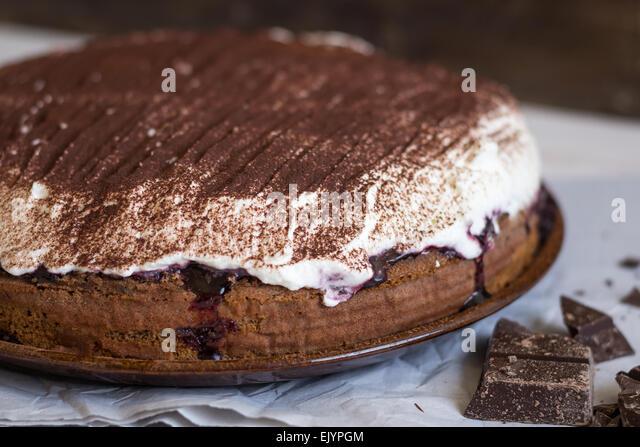 Ponderosa Strawberry Cake