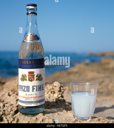 Ouzo Greece Stock Photos & Ouzo Greece Stock Images