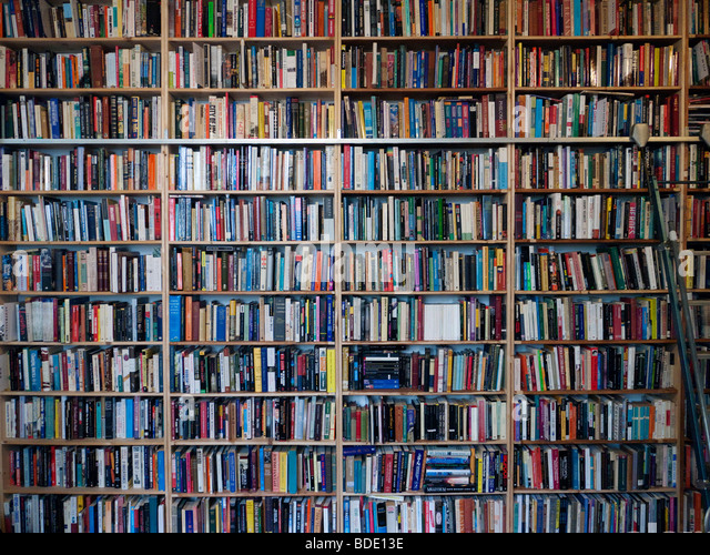 Books Shelves books on shelves stock photos & books on shelves stock images - alamy