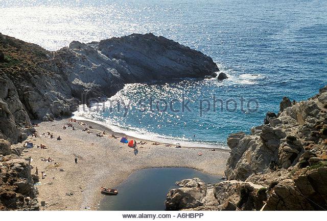 Ikaria Beach Stock Photos & Ikaria Beach Stock Images - Alamy