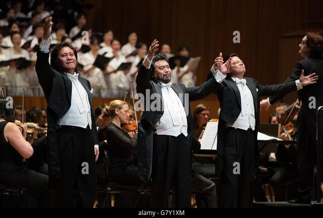 how to sing opera tenor