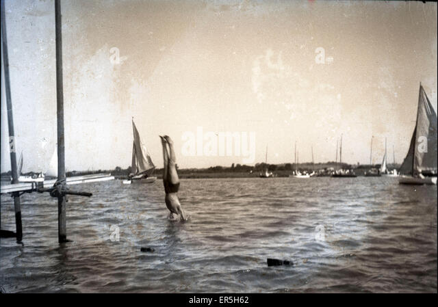 1950s Diving Stock Photos 1950s Diving Stock Images Alamy