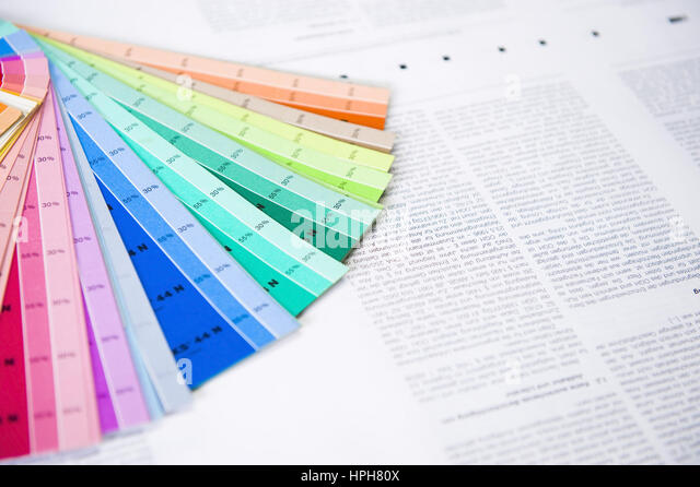 Farbmuster Stock Photos & Farbmuster Stock Images - Alamy