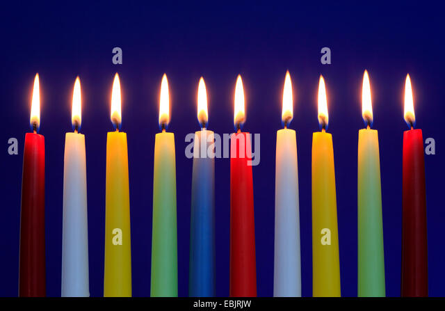 Candle candles coloured colored stock photos amp candle candles coloured