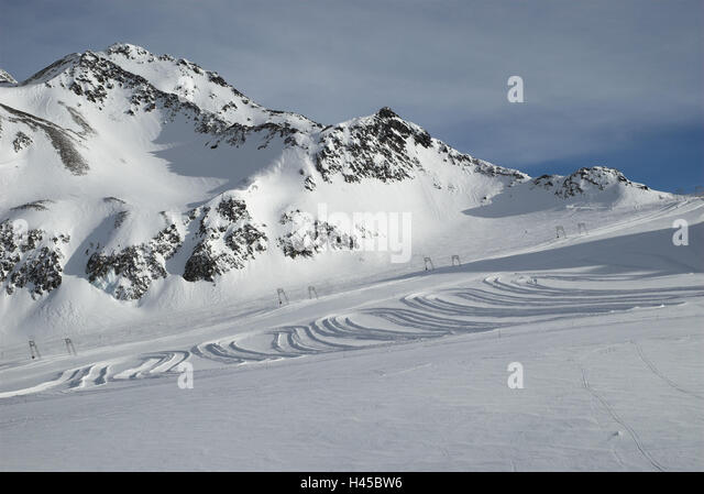 Ski runway stock photos images alamy