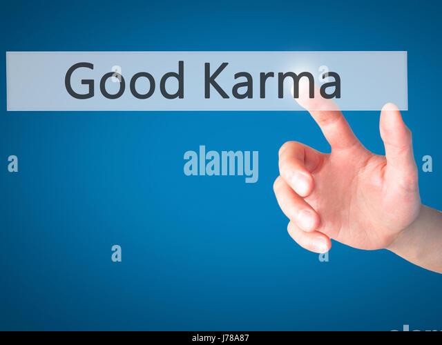 Good Karma Stock Photos Good Karma Stock Images Alamy
