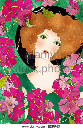 Aries stock photos aries stock images alamy for Flowers for aries woman