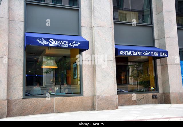 Skipjacks stock photos skipjacks stock images alamy for Fish restaurant boston