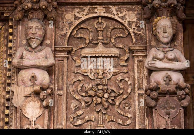 Oak Panelled Room Stock Photos  U0026 Oak Panelled Room Stock