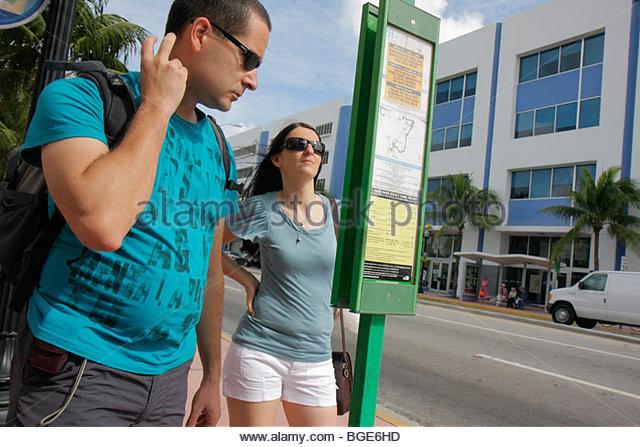 Florida Bus Stock Photos Amp Florida Bus Stock Images Alamy