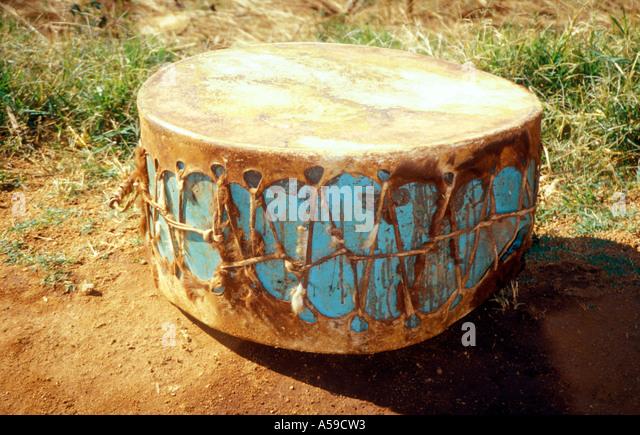 African Drum Hide Stock Photos Amp African Drum Hide Stock