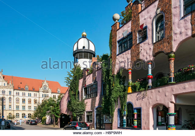 Dunkelbunt stock photos dunkelbunt stock images alamy for Design hotel magdeburg