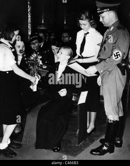 nazi germany reproductive laws and policies The racial policy of nazi germany was a set of policies and laws implemented by nazi germany, asserting the superiority of the aryan race, and based on a specific racist doctrine which claimed scientific legitimacy it was combined with a eugenics programme that aimed for racial hygiene by.