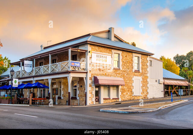 hahndorf south australia stock photos hahndorf south. Black Bedroom Furniture Sets. Home Design Ideas