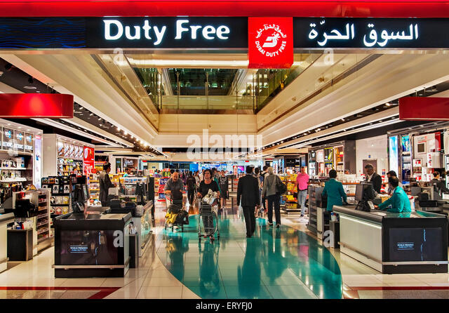 duty free dubai