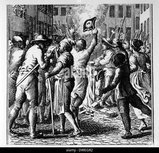 stamp act research paper