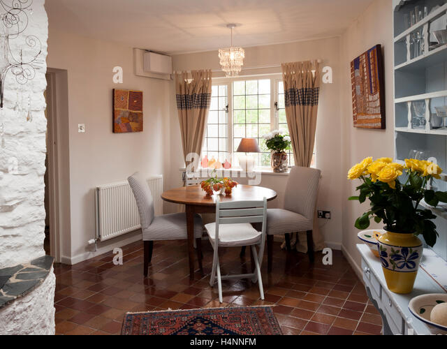 Residential extension stock photos residential extension Small dining rooms london