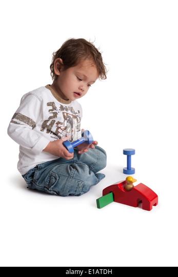 Put Together Toys For Boys : Biracial stock photos images alamy