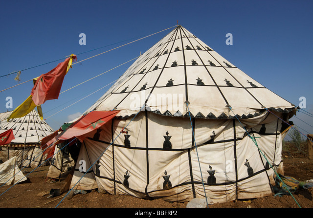 Africa North Africa Morocco Meknes Decorated Berber Tent - Stock Image & Berbers Tent Stock Photos u0026 Berbers Tent Stock Images - Alamy