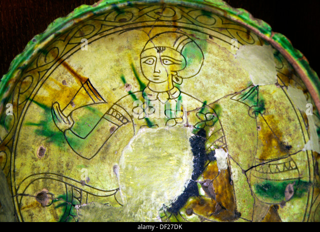 Fatimid stock photos fatimid stock images alamy - Faience corridor ...