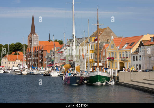 Sonderborg Stock Photos & Sonderborg Stock Images - Alamy