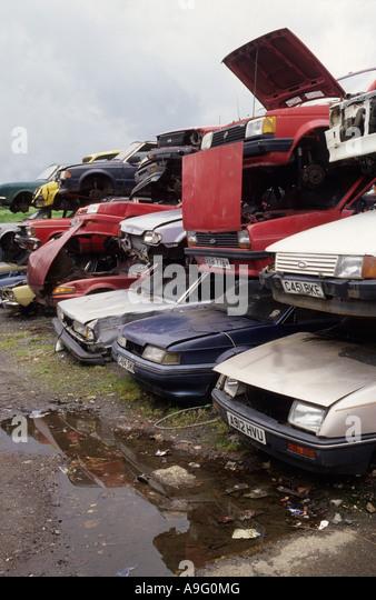 Nottingham Scrap Yard Car Parts