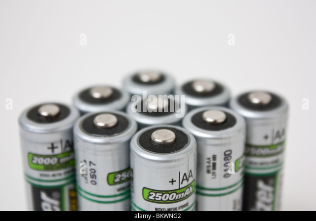 rechargeable battery stock photos rechargeable battery stock images alamy. Black Bedroom Furniture Sets. Home Design Ideas