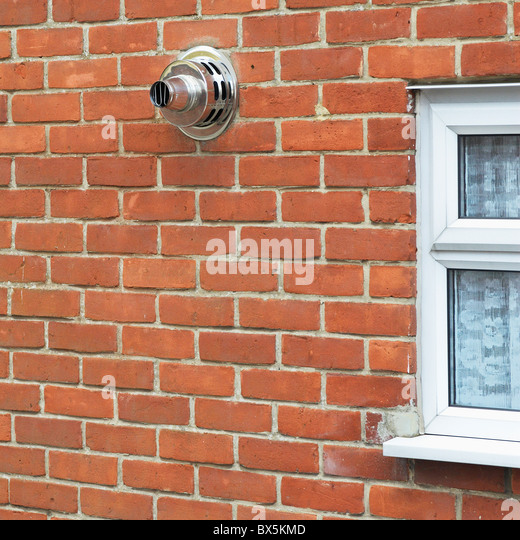 Domestic Central Heating Boiler Air Vent Stock Photos & Domestic ...