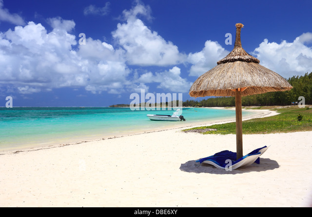 Tropical Island Beach Ambience Sound: Mauritius Stock Photos & Mauritius Stock Images