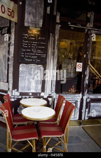 Corner Bar Accommodation Saint Gervais Paris France