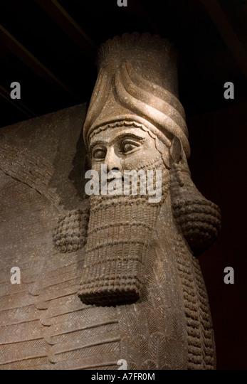 The Mythical Lamassu: Impressive Symbols for Mesopotamian Protection