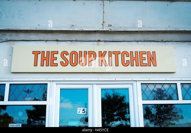 Soup Kitchen Southport Uk